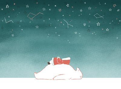 polar-bear-eskimo-night-stars-jpg