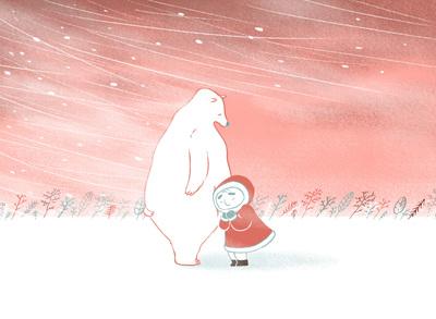 polar-bear-eskimo-wind-cold-pink-jpg