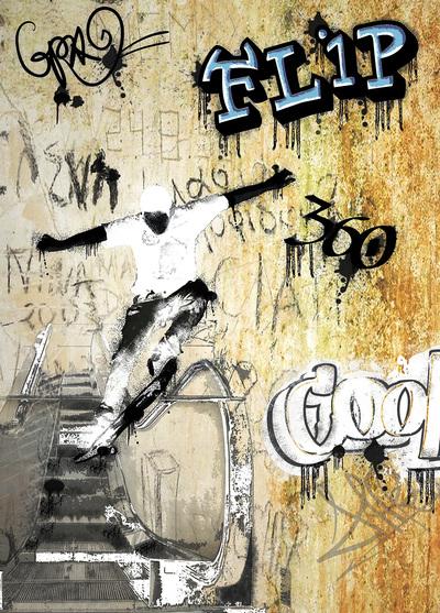 mhc-graffitti-skateboarder-escalator-jpg