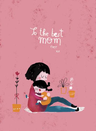 motherdaygirlflowershug-jpg