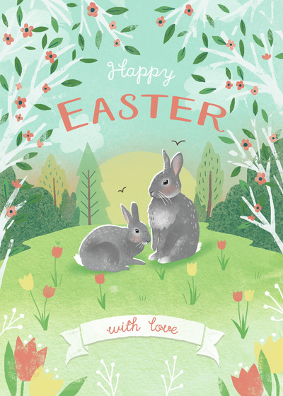 claire-mcelfatrick-easter-springtime-bunnies-woodland-jpg