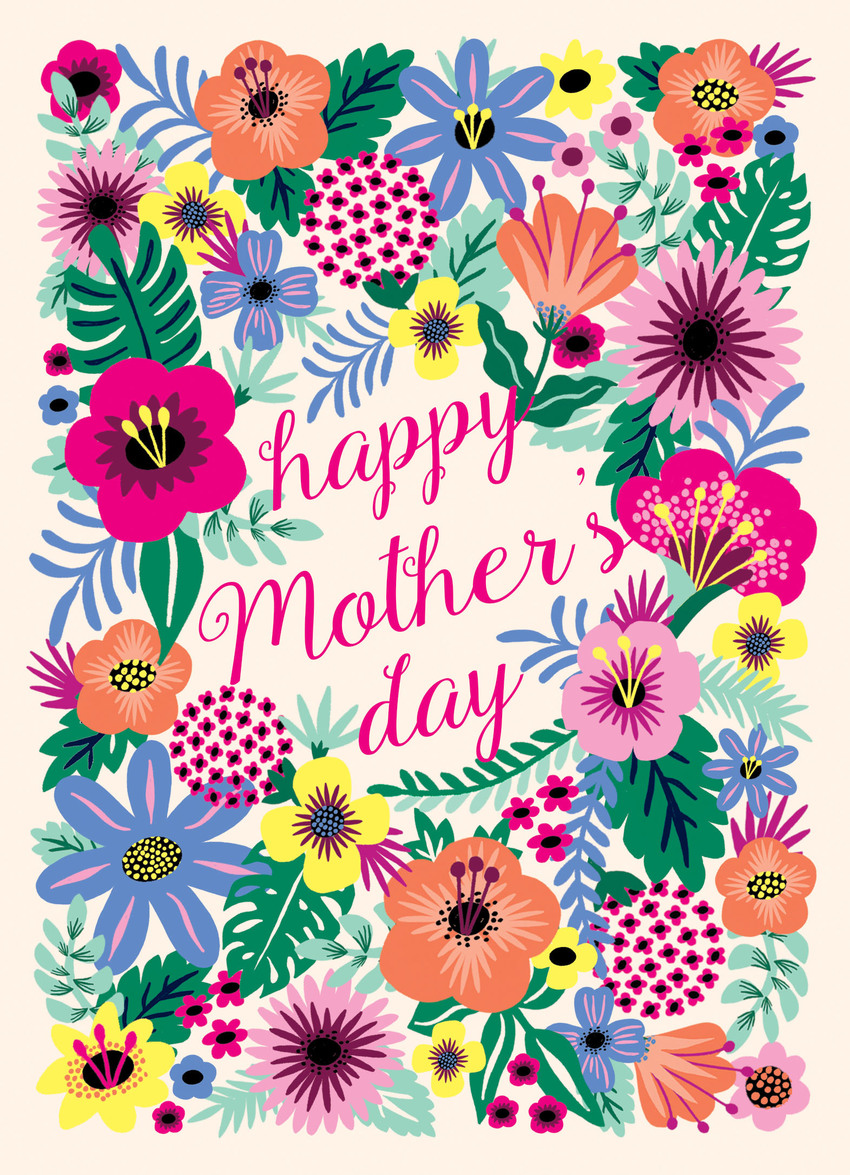 mothers day flowers and leaves cream background.jpg