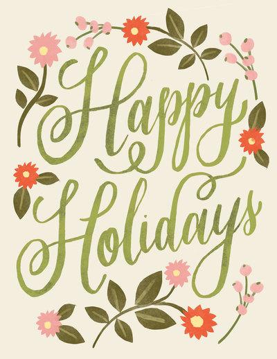 happy-holidays-wreath-calligraphy-poinsettias-jpg
