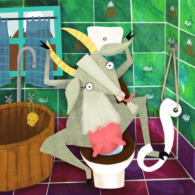 animal-in-the-bathroon-goat-jpg