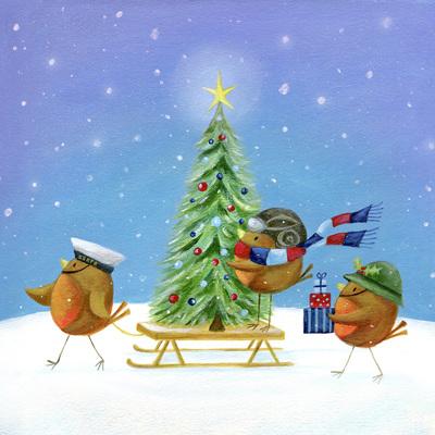 ileana-oakley-robins-getting-ready-for-christmas-jpg