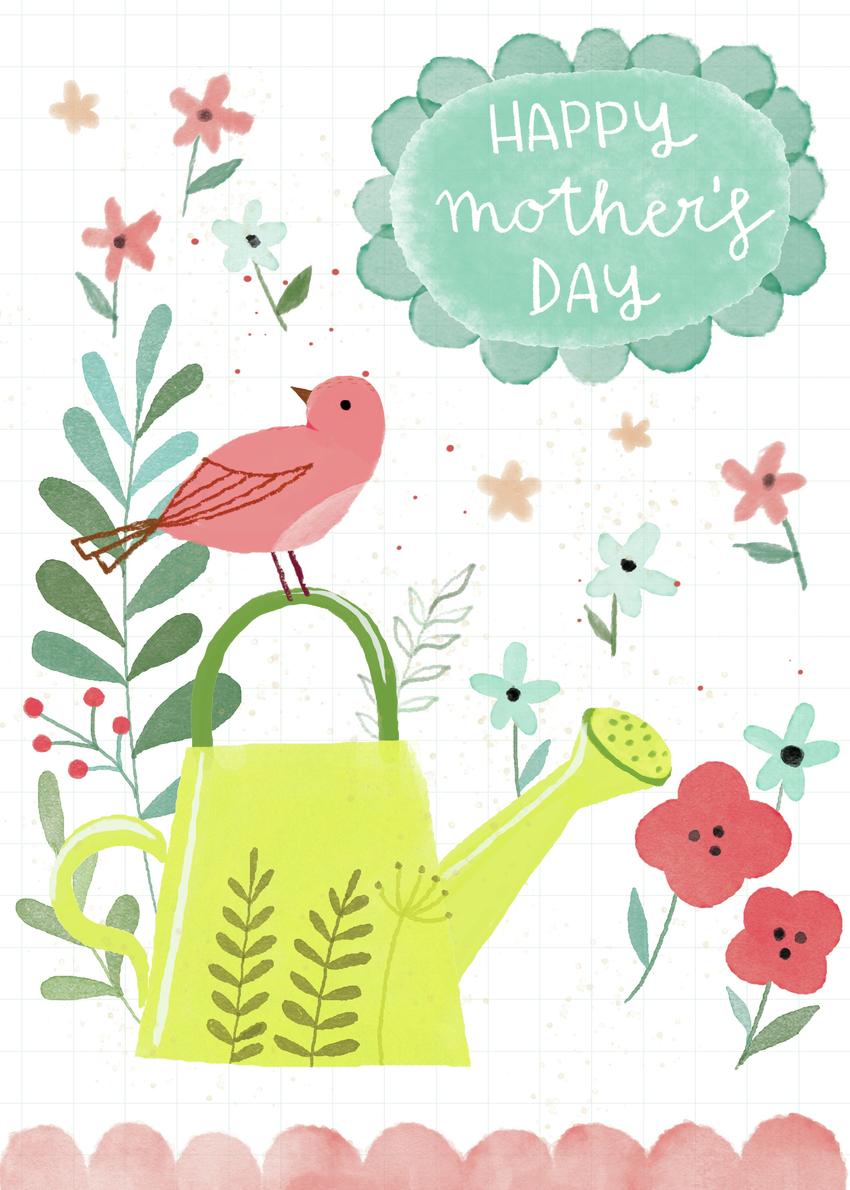 Gina Maldonado - Happy mother's day bird.jpg