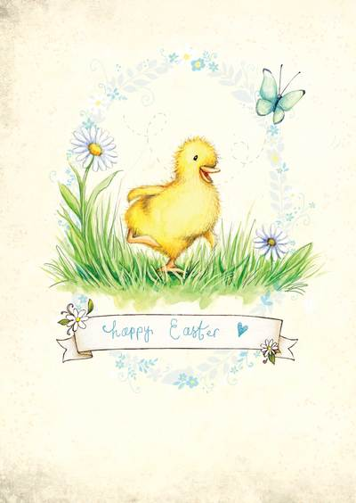 duckling-parchment-nursery-art-cream-bground-birthday-3lr-jpg