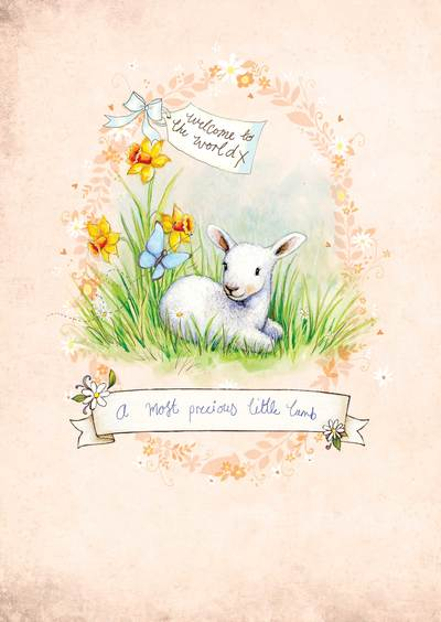 lamb-parchment-nursery-art-peach-bground-birthday-3lr-jpg