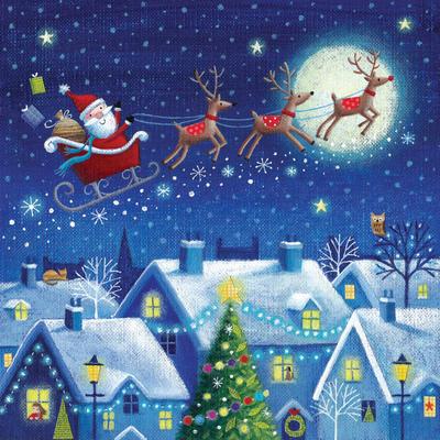 christmas-rooftop-scene-duo-pack-santa-in-sky-jpg