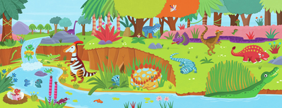 novelty-books-dino-land-spread-1-jpg