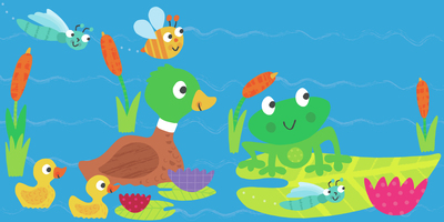 pond-frog-duck-childrens-illustration-jpg