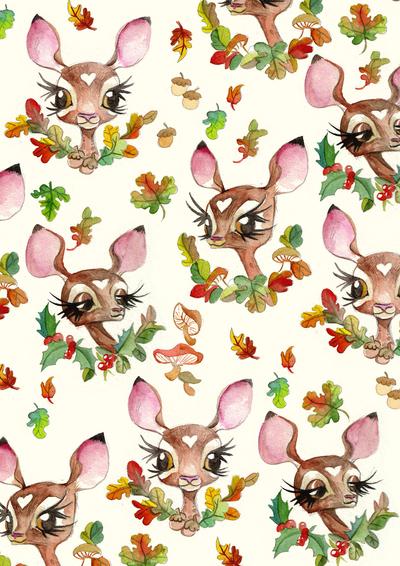 cute-doe-autumnal-mood-pattern-jpg