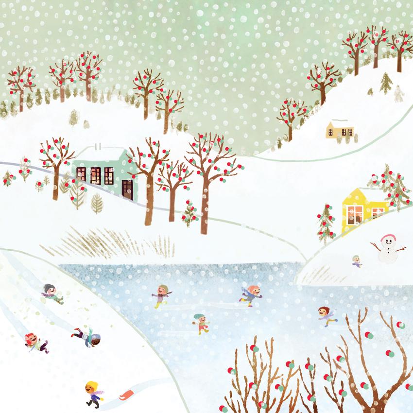 SNOW_play_children_trees.jpg