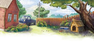 sold-plyamchuk-children-book-cartoon-haus-car-tree-dog-haus-jpg