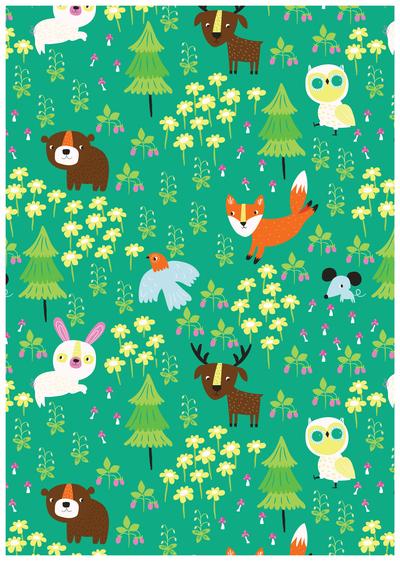 ap-woodland-animals-nature-woods-flowers-juvenile-pattern-01-jpg