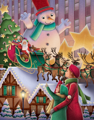 sleepy-santa-and-reindeers-png