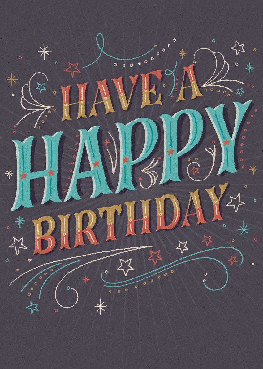 Vintage Birthday Typography.jpg