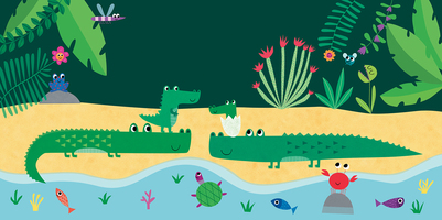 birth-announcement-crocodile-jungle-sea-jpg