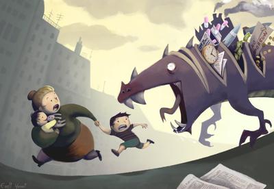 monster-future-criticism-runaway-escape-running-ecology-jpg