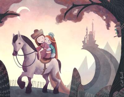 princeses-lgbti-fantasy-castle-princess-horse-riding-jpg