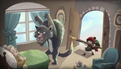 redhood-bigbadwolf-classic-tales-bravegirl-jpg