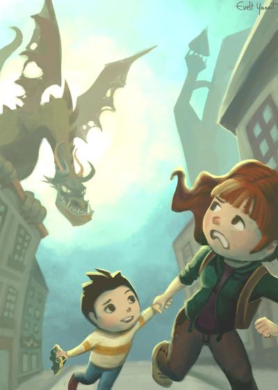 running-dragon-attack-kids-runaway-monster-jpg