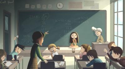 school-children-teacher-blackboard-studying-maths-jpg