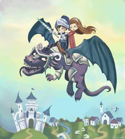rider-dragon-stgeorge-legend-george-princess-knight-monster-tale-jpg
