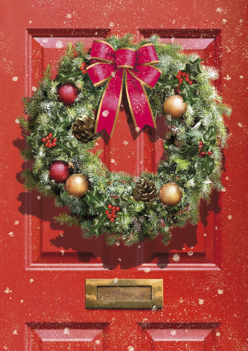 Christmas Wreath on Door copy.jpg