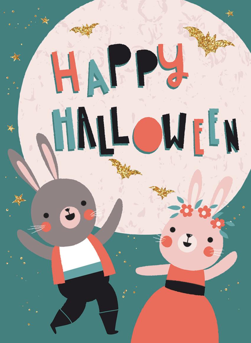 Halloween - Gina Maldonado - Halloween rabbits.jpg