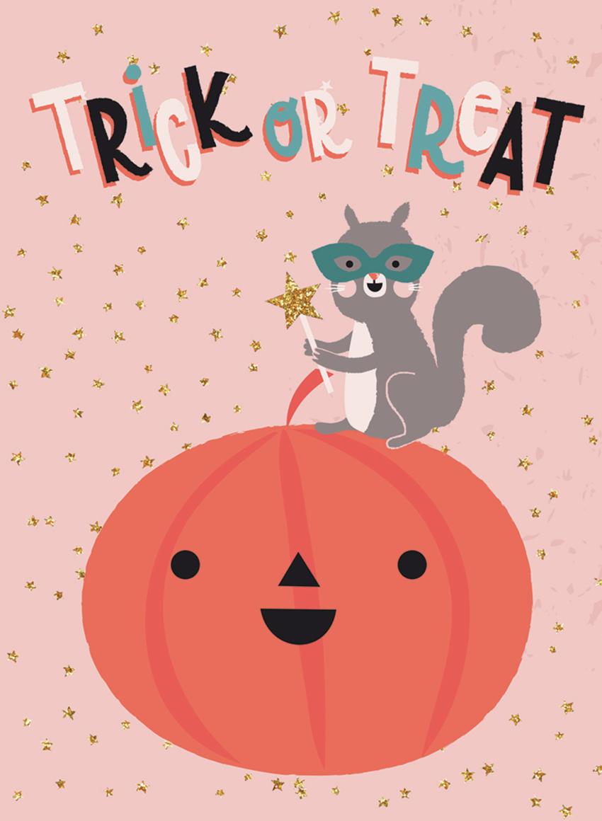 Halloween - Gina Maldonado - Trick or treat squirrel.jpg