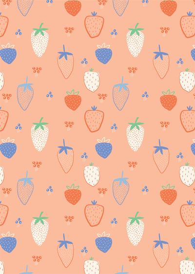 ap-strawberries-summer-fruit-flowers-nature-pretty-feminine-pink-pattern-01-jpg