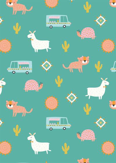 ap-taco-truck-llama-desert-cactus-characters-pattern-01-jpg