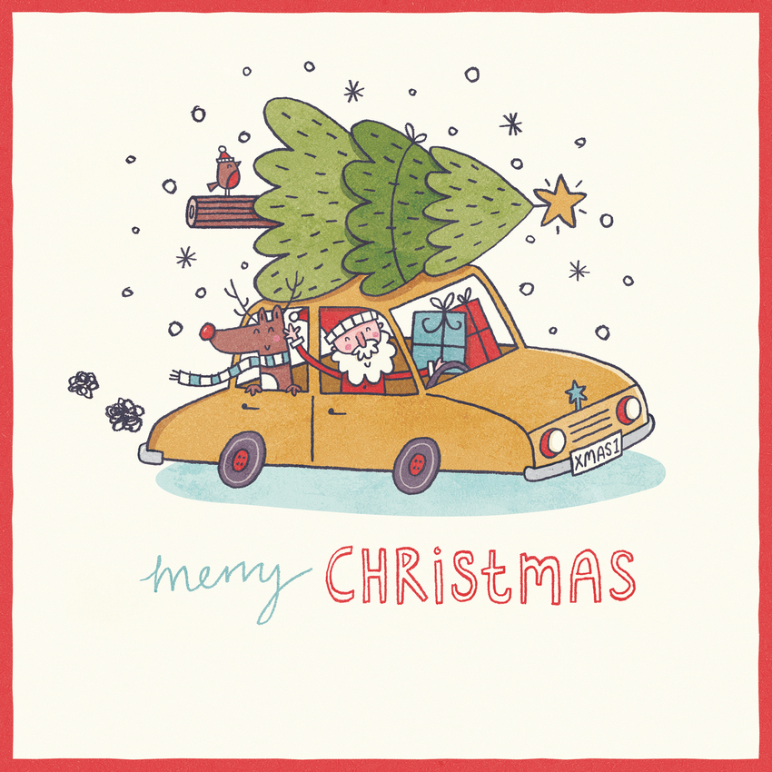 Santa In Car.jpg
