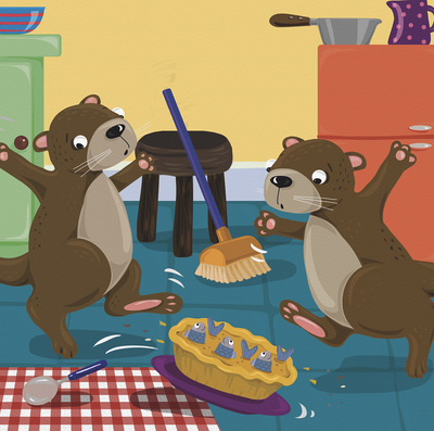 beavers-in-kitchen-with-fish-pie-jpg