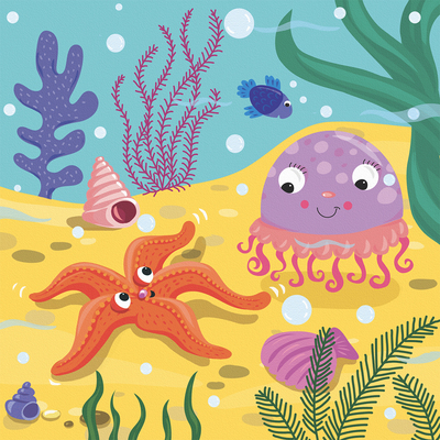 starfish-and-jellyfish-under-the-sea-with-shells-jpg