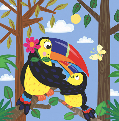 toucan-and-baby-toucan-in-trees-jpg