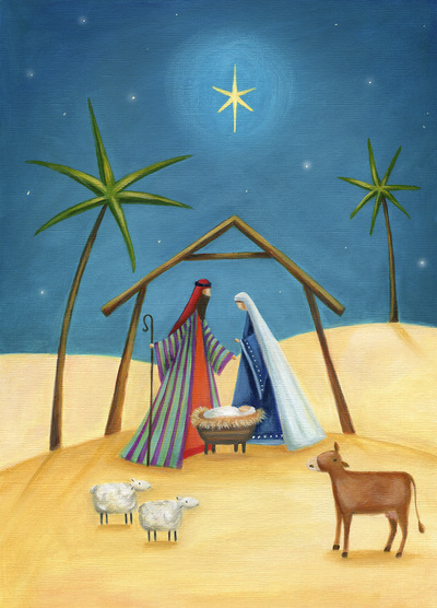 mary-joseph-stable-star-palm-tree-sheep-cow-jpg