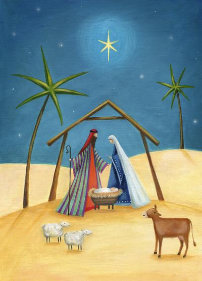 mary-joseph-stable-star-palm-tree-sheep-cow-jpg