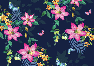 00302-dib-tropical-flowers-on-navy-jpeg