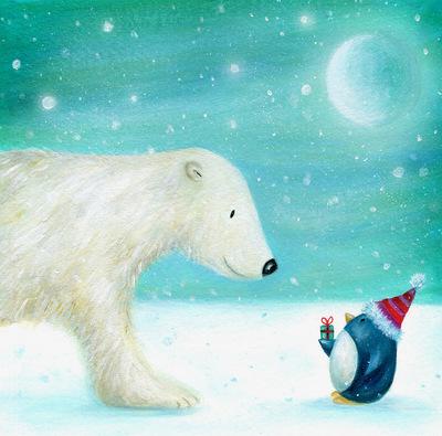 polar-bear-penguin-moon-snow-present-jpeg