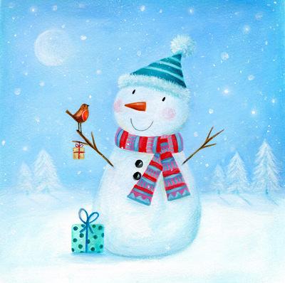 snowman-robin-present-snow-tree-moon-jpeg