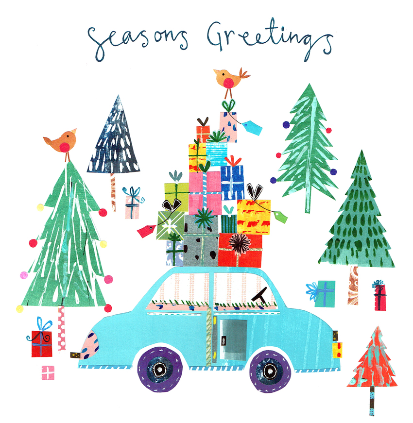 L&K Pope - NEW XMAS - Fun Blue Car & Gifts.jpg