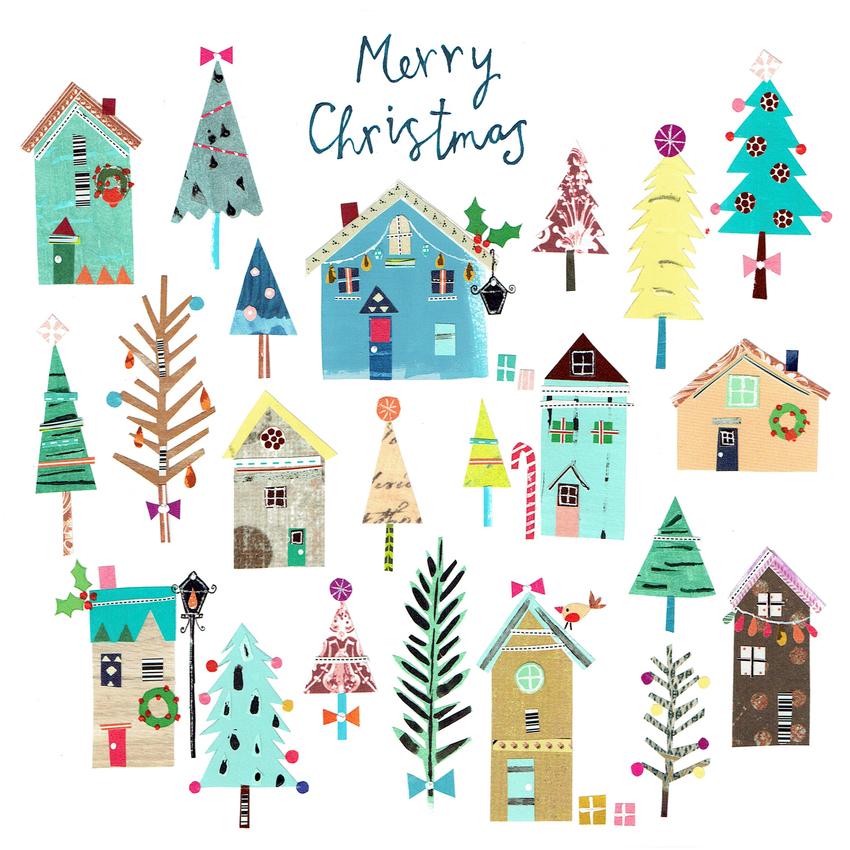 L&K Pope - NEW XMAS - Little Christmas Village.jpg