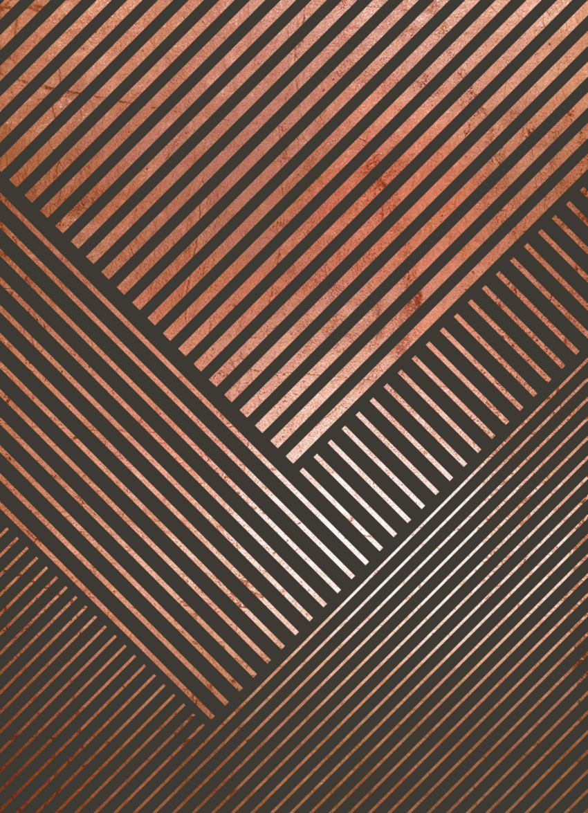 LSK Gingerbread Frappe copper foil_geometric dark.jpg