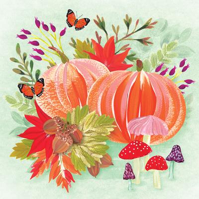 fall-autumn-thanksgiving-pumpkins-autumn-leaves-acorns-and-fly-agaric-red-mushrooms-jpg