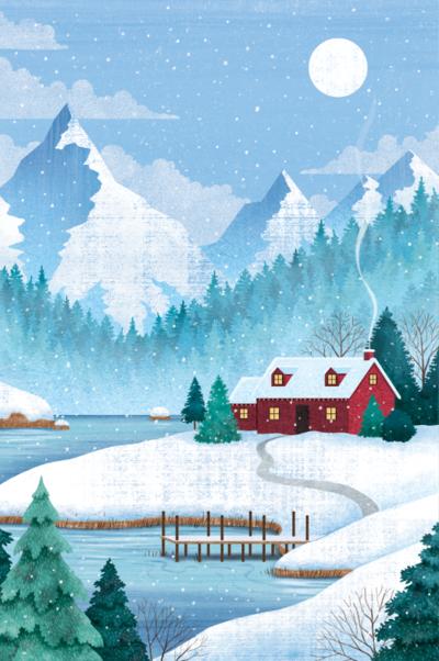 winter-scene-png