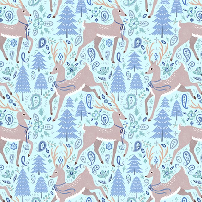 Deer Pine Tree Repeat Pattern.jpg