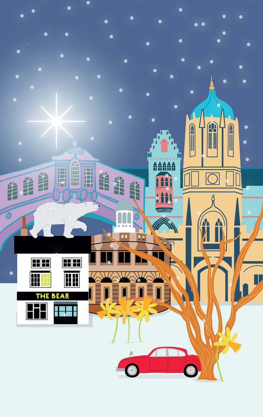 Sarah Hoyle_Oxford City Christmas.jpg