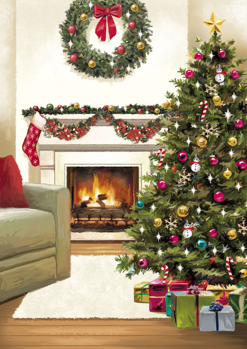 Xmas tree and Fireplace copy.jpg